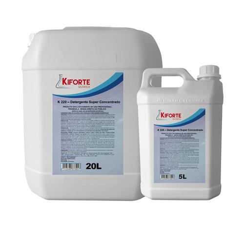 K 220 – Detergente Super Concentrado Image