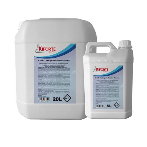 K 600 – Detergente Alcalino Clorado Image